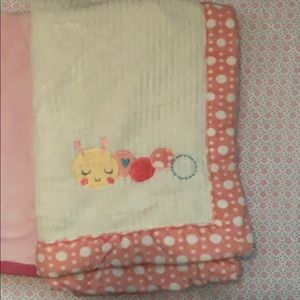 3 baby blankets bundle never used